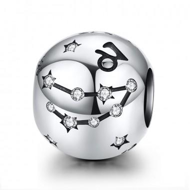 Constelatie Capricorn - Talisman argint
