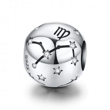 Constelatie Fecioara - Talisman argint