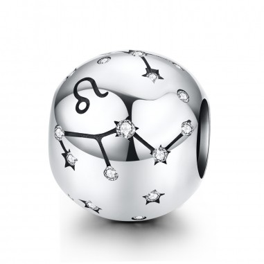 Constelatie Leu - Talisman argint