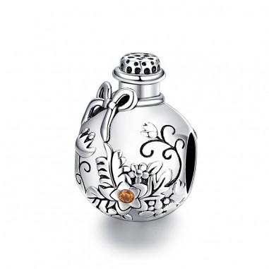 Wishing Bottle - Talisman argint