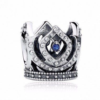 Elas's Crown - Talisman argint