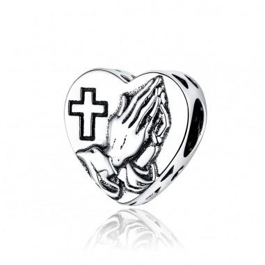 Prayer of Love - Talisman argint