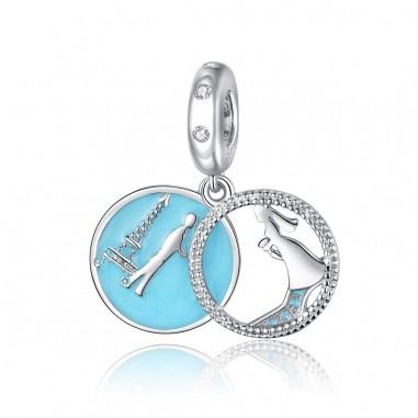 Romantic Wedding - Talisman argint