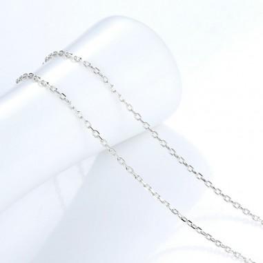 Simple Chain - Lantisor argint