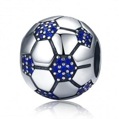 Football Fan - Talisman argint