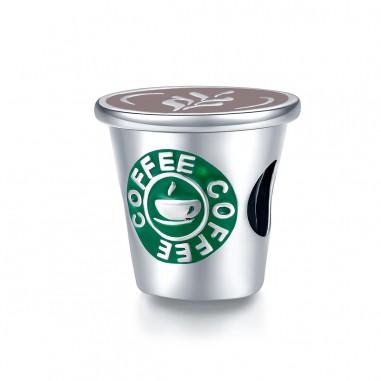 Coffee time - Talisman argint