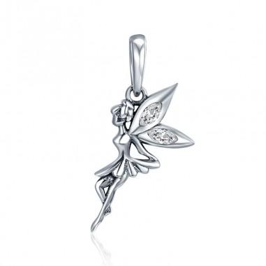Flower Fairy - Talisman argint