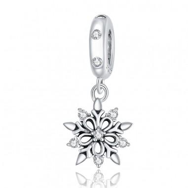 Beautiful Snowflake - Talisman argint