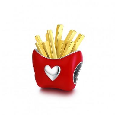Delicious Fries - Talisman argint