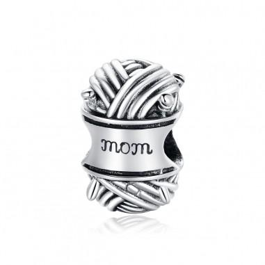 Ball of Yarn - Talisman argint