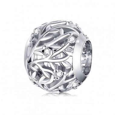 Vine Bead - Talisman argint
