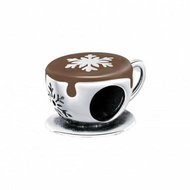 Winter Coffee - Talisman argint