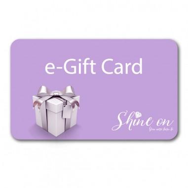 E-Gift Card - Card cadou electronic