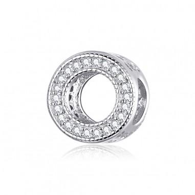 Shiny Hoop - Talisman argint