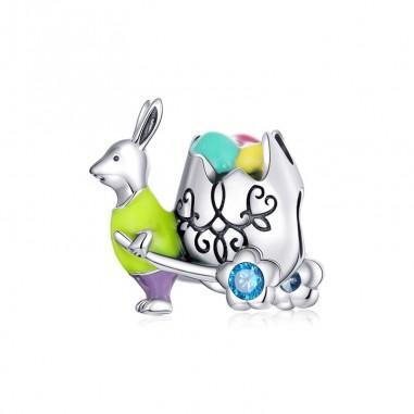 Mr. Rabbit - Talisman argint