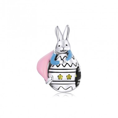 Miss Rabbit - Talisman argint