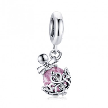 Parfume Bottle - Talisman argint