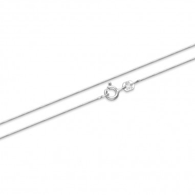 Elegant Chain - Lantisor argint