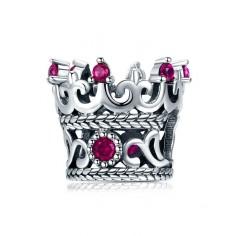 Queen's Crown - Talisman argint