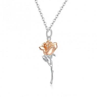 Graceful Rose - Colier argint