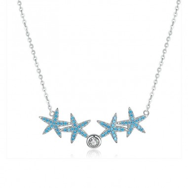 Starfish - Colier argint
