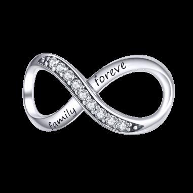 Family Infinity - Talisman argint