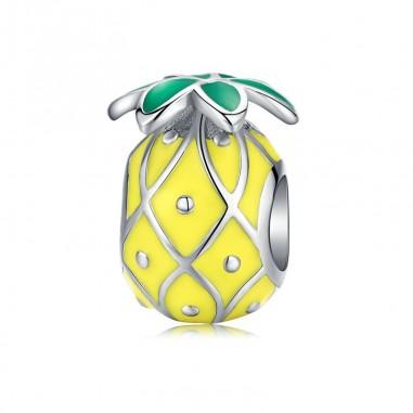 Pineapple - Talisman argint