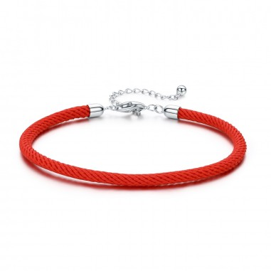 Red Beauty - Bratara talismane