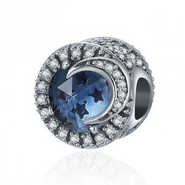 Sparkling Sky - Talisman argint