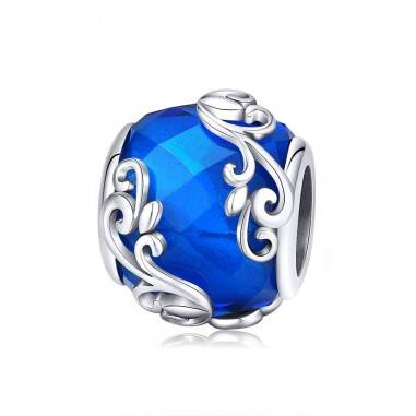 Royal Blue - Talisman argint