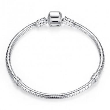 Simple Beauty - Bratara talismane argint