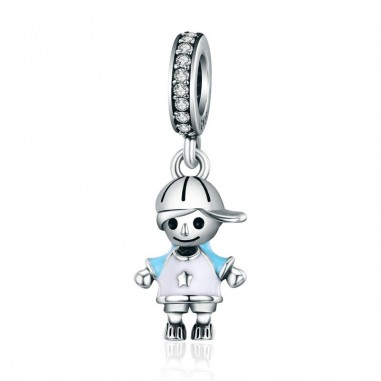 Little Boy - Talisman argint