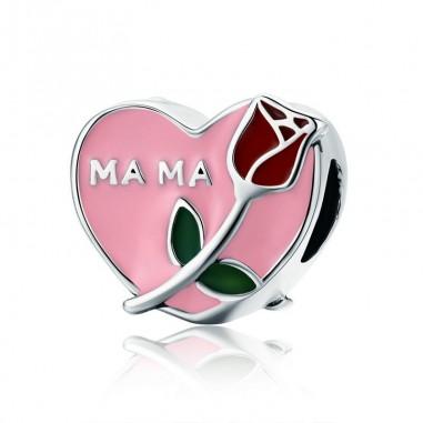 Mama - Talisman argint