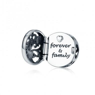 Family Tree - Talisman argint
