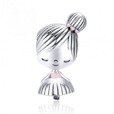 Valentine Girl - Talisman argint