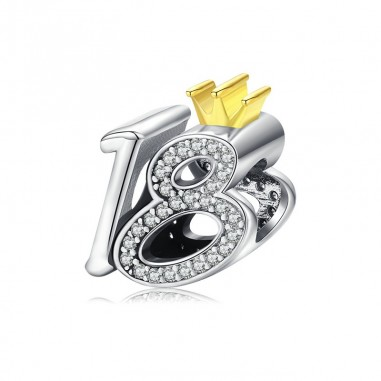 Sweet 18 - Talisman argint