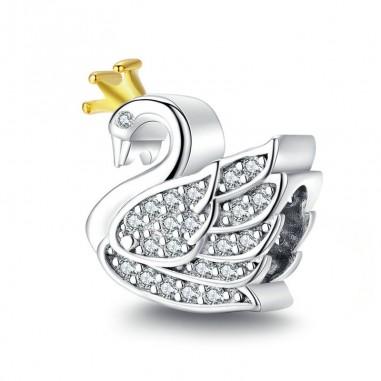 Princess Swan - Talisman argint