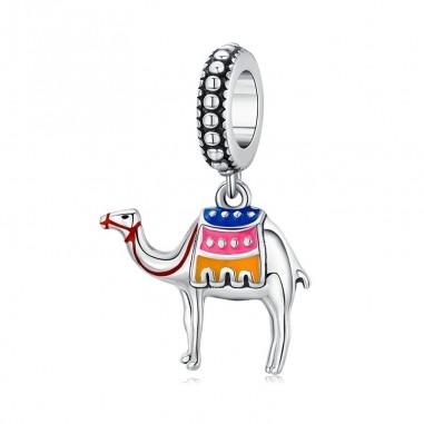 Desert Camel - Talisman argint