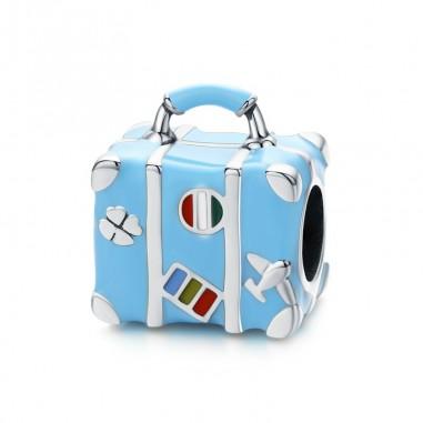 Suitcase - Talisman argint