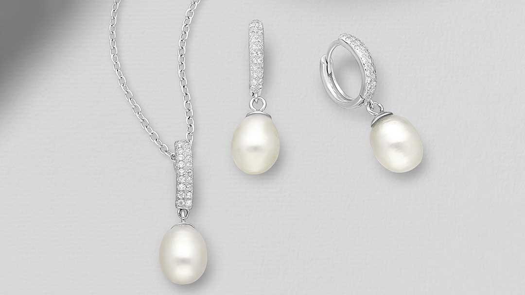 Perle naturale si sintetice